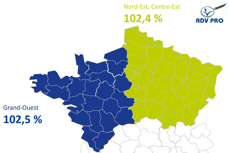 resultat rendement mais fourrage catreen