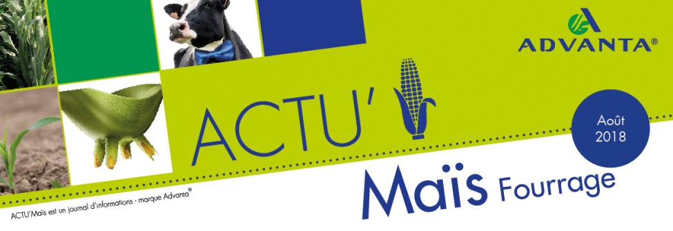 ACTU'MAÏS FOURRAGE