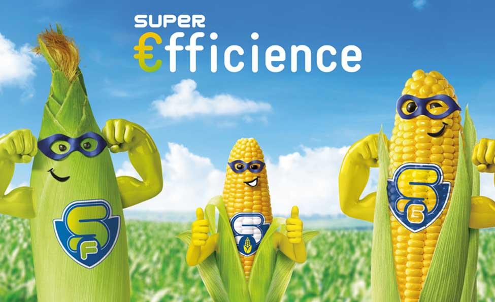 Super efficience